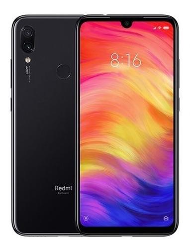 smartphone xiaomi redmi note 7 4gb/128gb dual 6.3'' + nfe