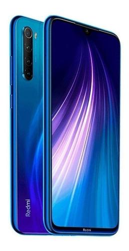 smartphone xiaomi redmi note 8 4ram 64gb tela 6.3 lte dual a