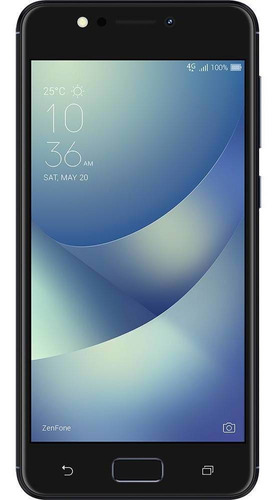 smartphone zenfone max m1, 32gb, dual chip, android 7, tela