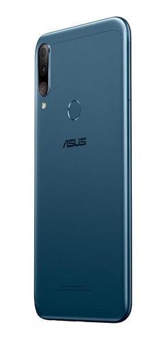 smartphone zenfone max shot azul, dual chip, tela 6,2