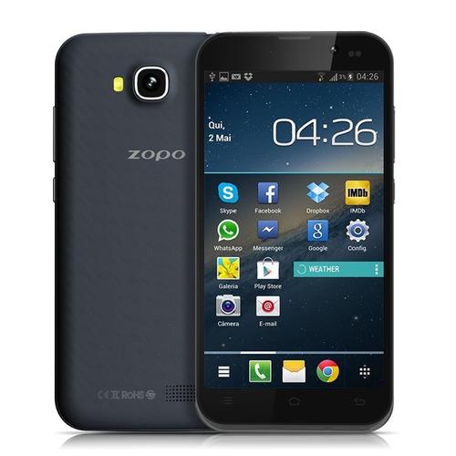 smartphone zopo zp700 4.7' quad core 1.3ghz 4.2  3g 4gb rom