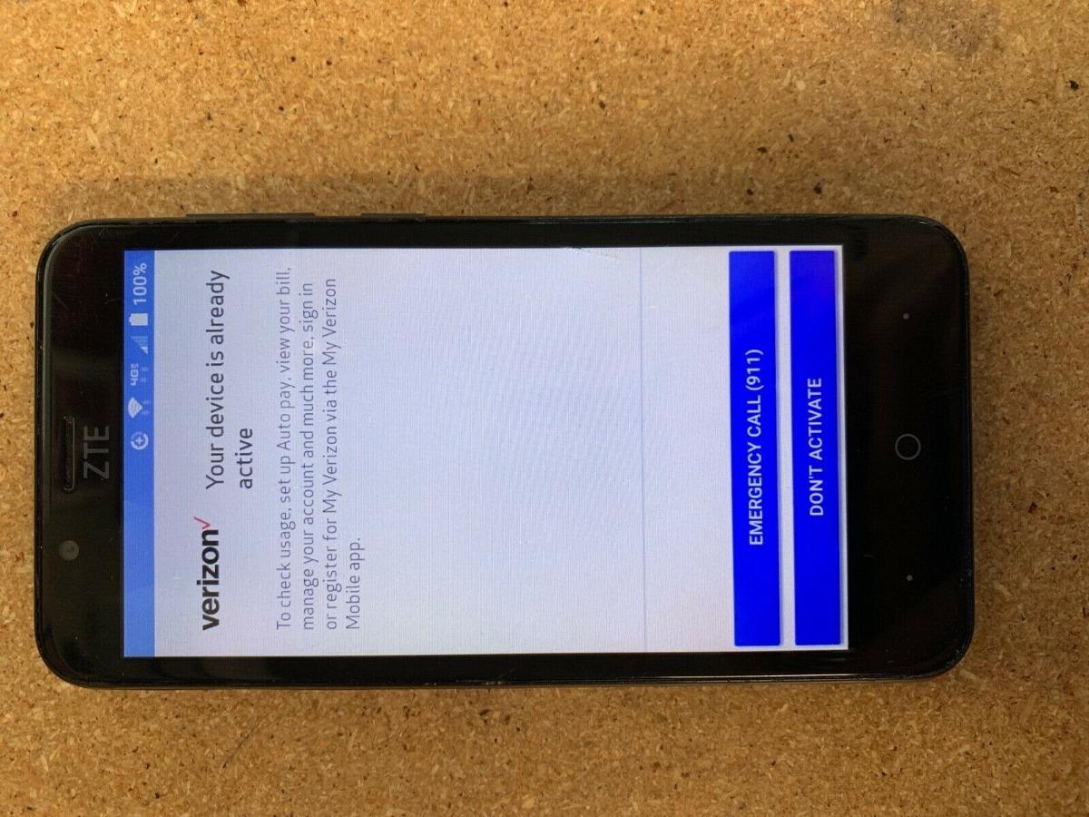 Smartphone Zte Blade Vantage Z839 - $ 499 00