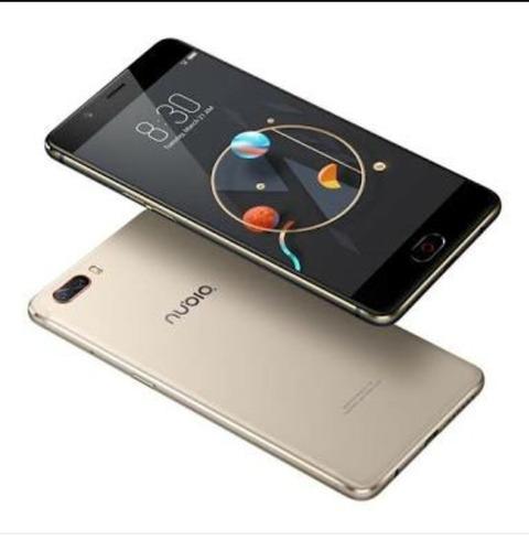 smartphone zte nubia m2 sob encomenda.