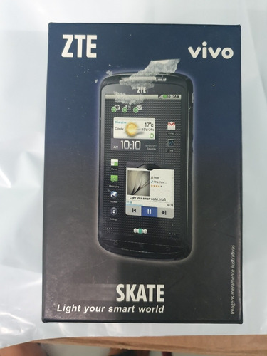 smartphone zte v960 skate tela 4.3 (vivo)