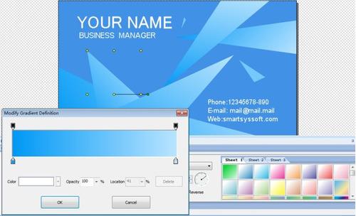 Smartsyssoft business card maker v230 r 5000 em mercado livre smartsyssoft business card maker v230 reheart Images