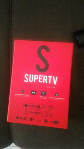 smartv supert red transforma tv em smart