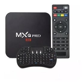 Smartv Tv Box Pro 16gb E 2gb Ram Android 8.1 + Mini Teclado