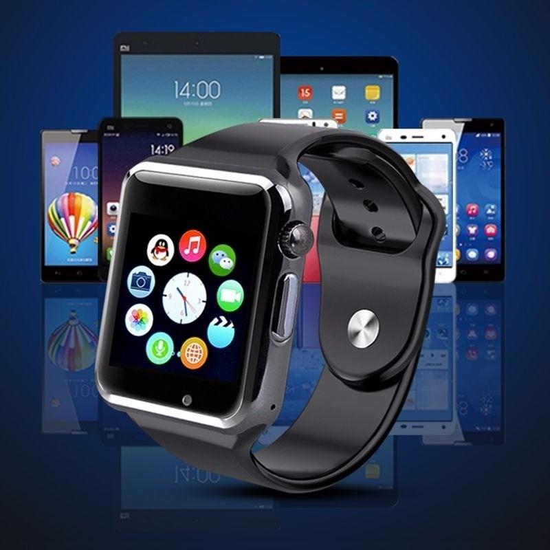 178bc72ee71 smartwatch a1 chip micro sd camara bluetooh dz09 gt08 reloj. Cargando zoom.