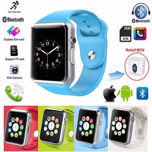 smartwatch a1 reloj inteligente bluetooth celular android