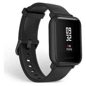 Smartwatch Amazfit Bip Onyx Black Novo Na Caixa