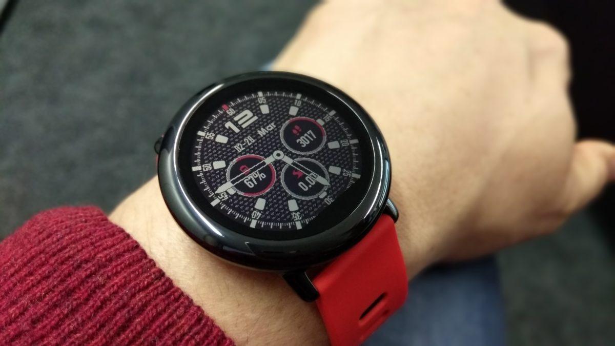 nueva productos 49714 0317d Smartwatch Amazfit Pace Reloj Xiaomi Original Fac A O B