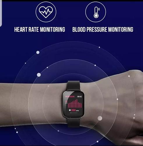 smartwatch b57 hero band 3 ( original importada)