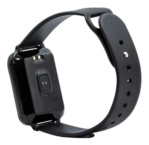 smartwatch b57 relógio inteligente fitness android iphone