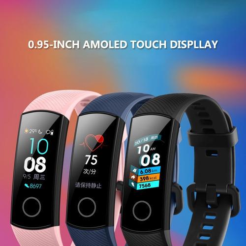 smartwatch band huawei honor 4 + correa extra color + 2micas