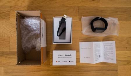smartwatch bluetooth -  colección rogue one star wars