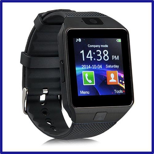 smartwatch celular reloj inteligente camara bluetooth sim