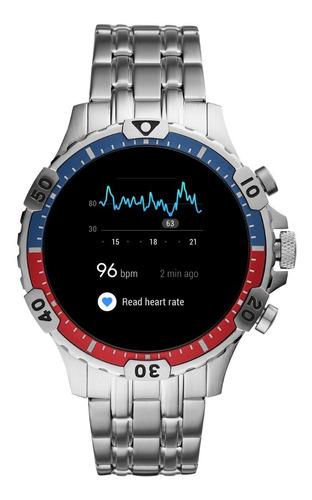 smartwatch  display fossil caballero garret hr
