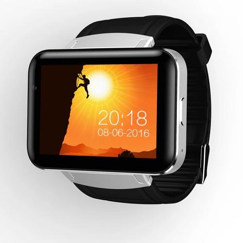 smartwatch dm98 3g bitel nuevo 4gb android