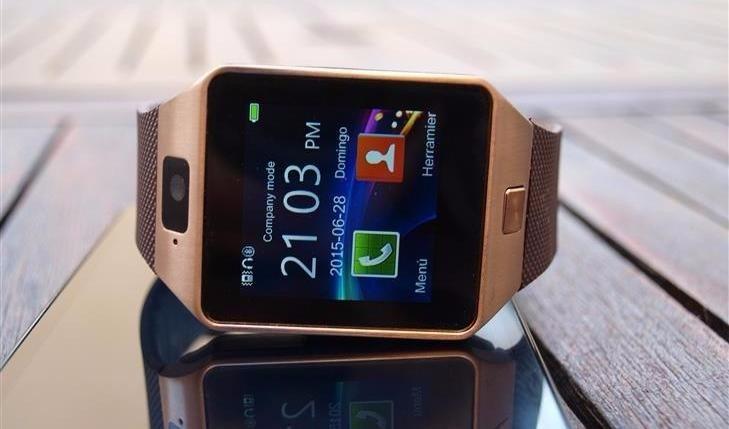 Smartwatch Dz09 Chip Movistar Telcel Bluetooth Android