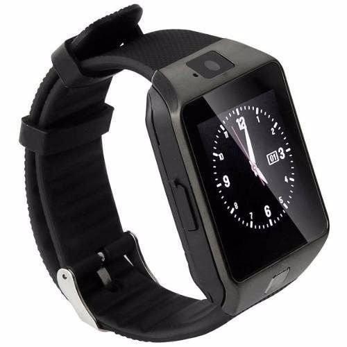 7235a0518c5 Smartwatch Dz09 Relógio Inteligente Bluetooth Android 1 Chip - R  149