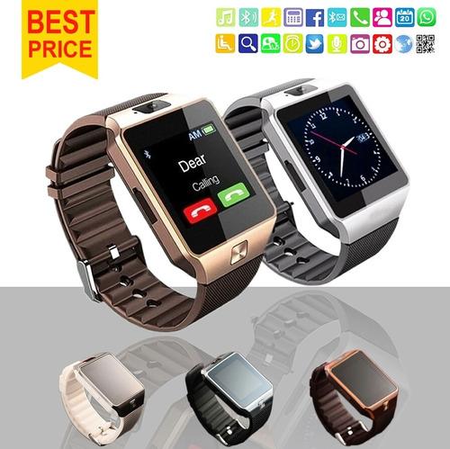 smartwatch dz9 + kit manos libres  bluetoth