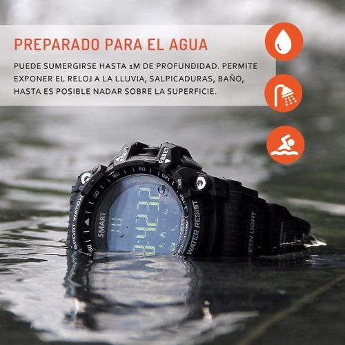 smartwatch ex16 reloj inteligente android deportivo cuotas!