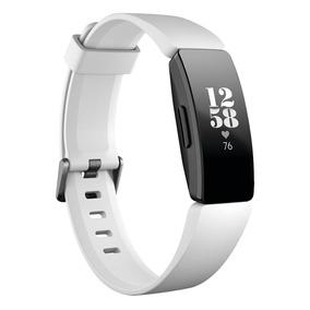6aaa9fc6340c Smartwatch Fitbit Inspire Hr Negro Y Blanco