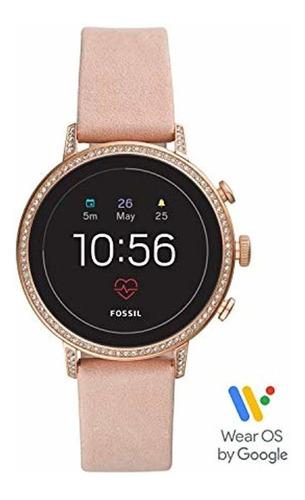 smartwatch fossil gen 4 venture hr (mujer)