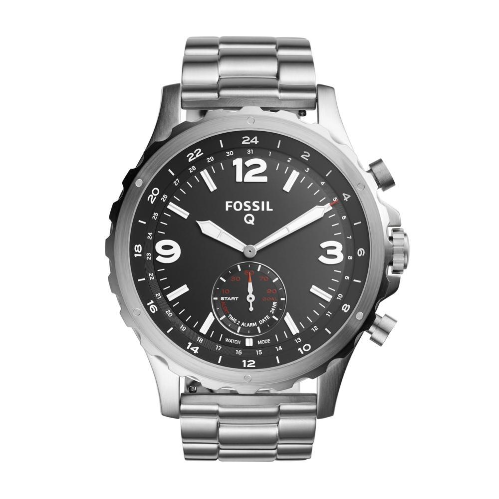 Smartwatch Fossil Q Híbrido Nate Masculino - Ftw1123 1ki - R  979,90 ... b7f63b1954