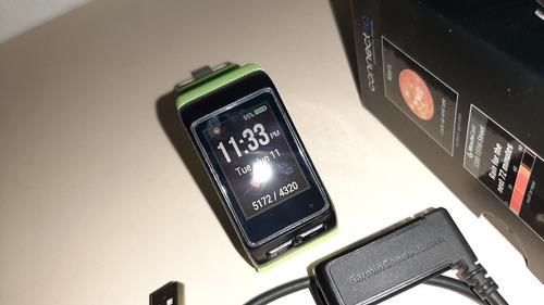 smartwatch garmin vivoactive hr / pulsometro / heart rate