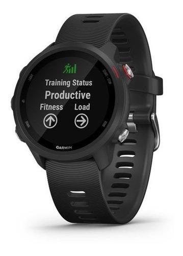 smartwatch gps garmin forerunner 245 music monitor cardíaco