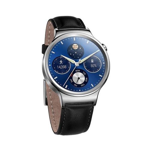 smartwatch huawei watch acero inoxidable