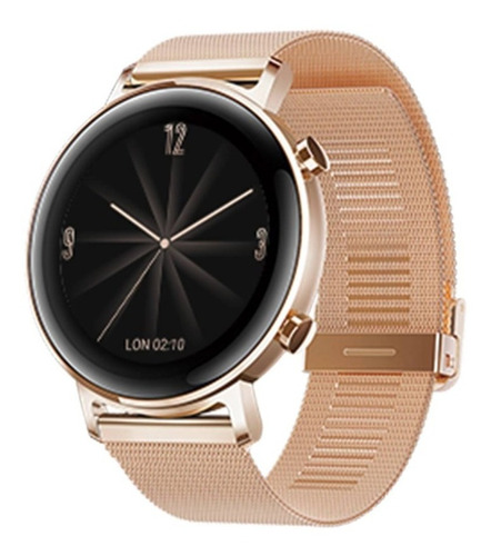 smartwatch huawei watch gt2 rosa dorado 42mm