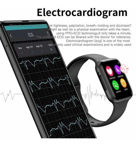 smartwatch inteligente  série 4 44mm ios\androind iwo8 lite