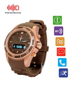 smartwatch intense devices id-m02, 0.68 , 96x32, bluetooth,