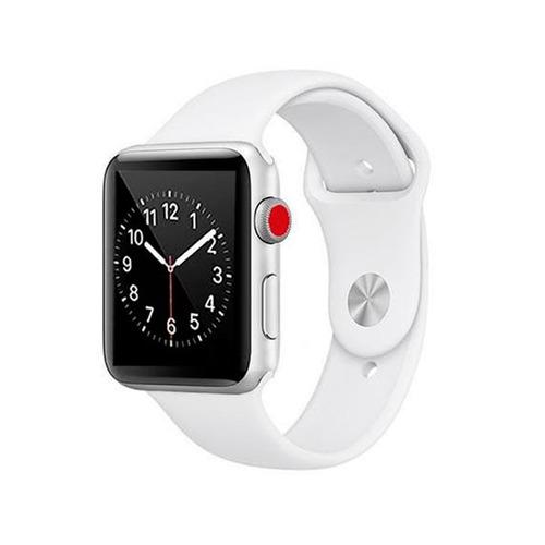 smartwatch iwo 5 42mm + película -  promoção