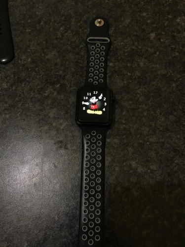 smartwatch iwo mtk2502c black