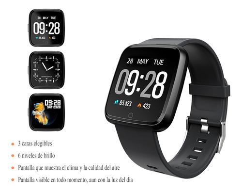 smartwatch koscheal pantalla grande fitness tracker