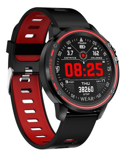 smartwatch l8 reloj sumergible electrocardiograma ecg 2019