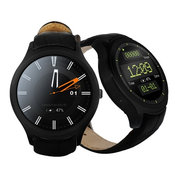 5003c59214d Smartwatch No.1 D5+ Android 5.1 1gb Ram Ta Barato!! - R  459