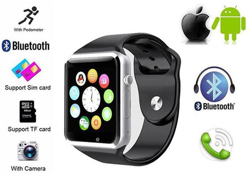Smartwatch Original A1 Relogio Bluetooth Androd Ios