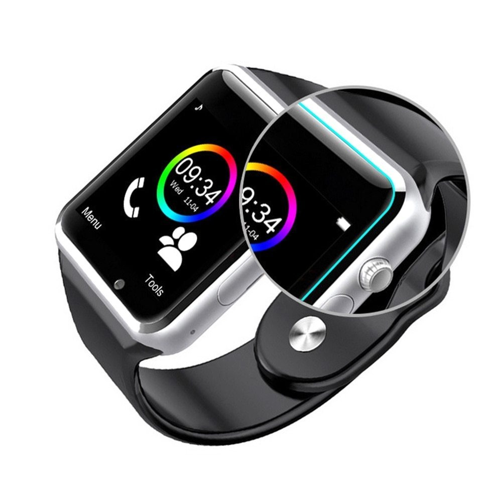 Smartwatch Original A1 Relogio C Chip Bluetooth Android Ios