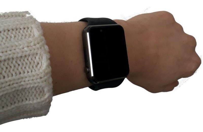Smartwatch Original A1 Relogio Conecta Se Com Android Touch