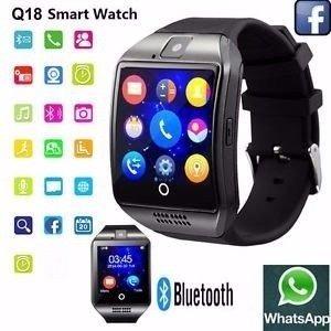 Telcel Q18 Curva Sim Smartwatch Compatible Pantalla Microsd tsrQdCh