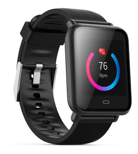 smartwatch q9 bluetooth reloj inteligente ip67 en español