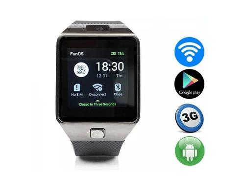 smartwatch qw09 oferta envio gratis!