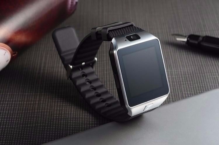396ea6090d8 Smartwatch Relogio Bluetooth Dz09 Chip 3g Android Iphone Lg - R  199 ...