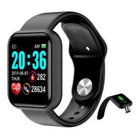 Smartwatch Relógio Inteligente D20  Bluetooth + Película