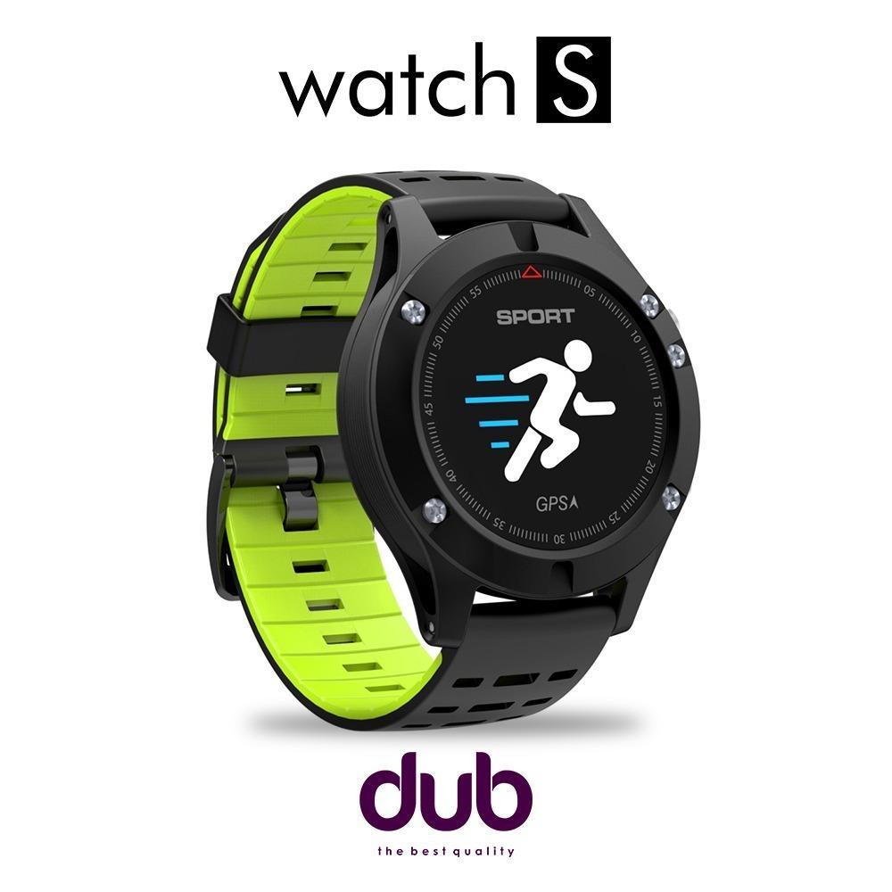 ebf0a289017 smartwatch relógio inteligente fit f5 gps altímetro corrida. Carregando  zoom.
