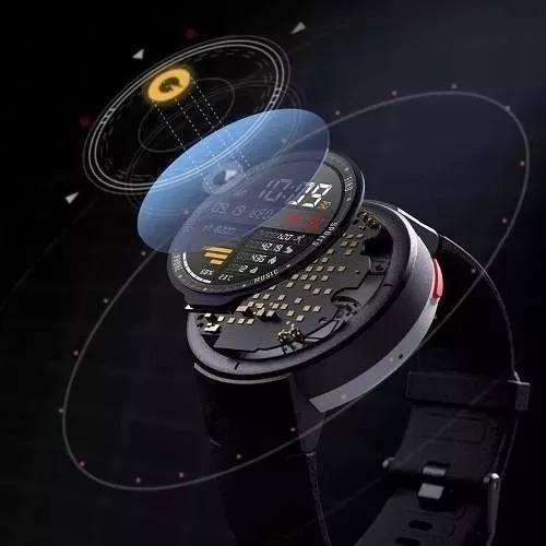 smartwatch relogio xiaomi amazfit verge a1811 global